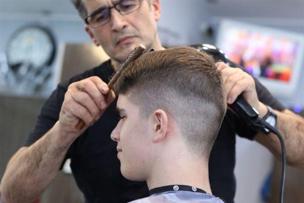 professional hairstylist