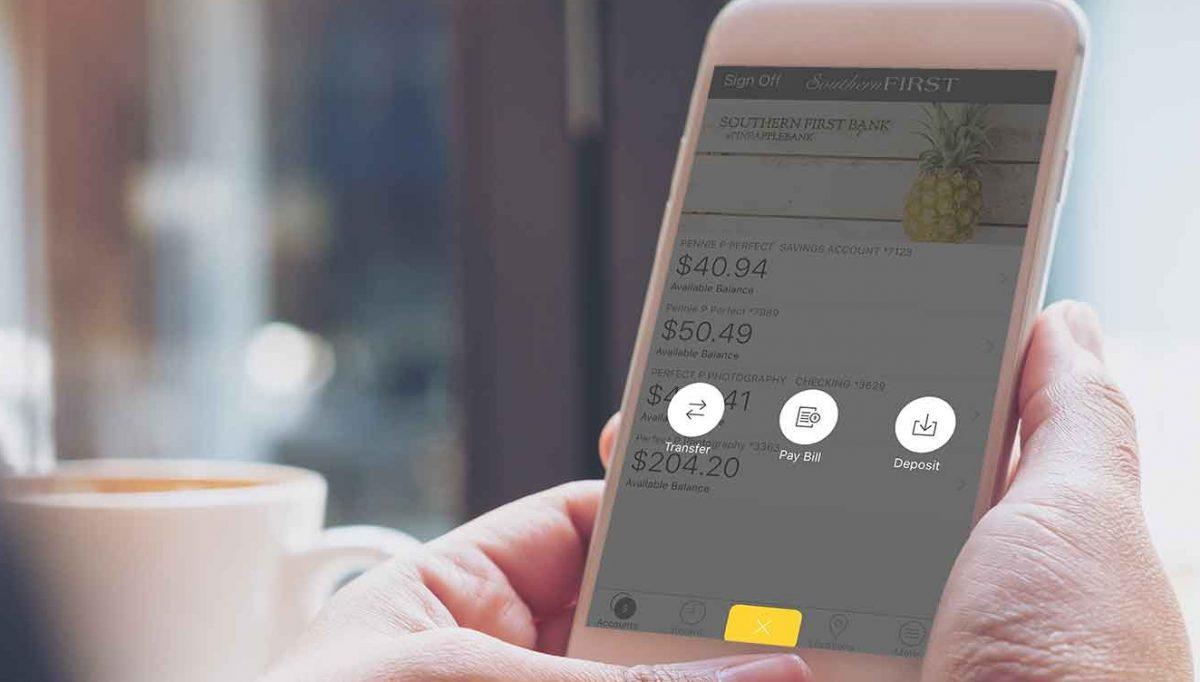 first reliance bank app
