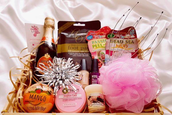 choose a basket for gift